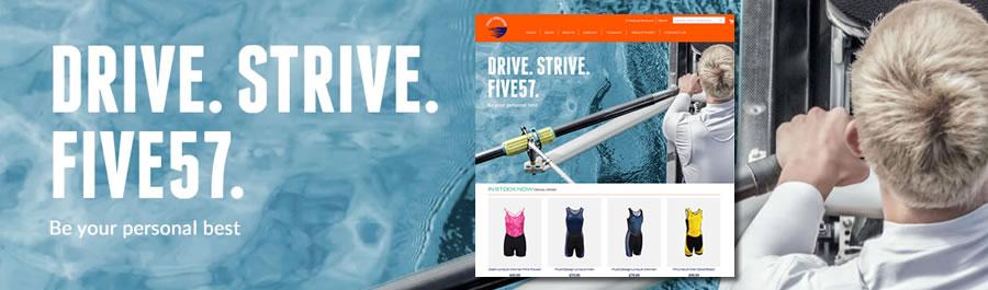 Five57 Sportsgear launch
