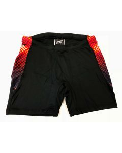 Performance Short Womens Pixel Pattern