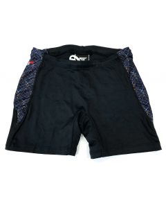 Performance Short Womens Web Pattern