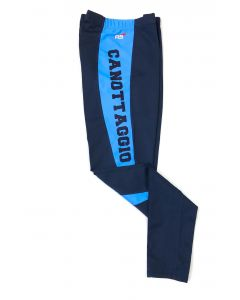 "Performance Tight Womens ""Canottaggio"" Blue"