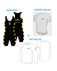 Sheffield University Race Kit Bundle men