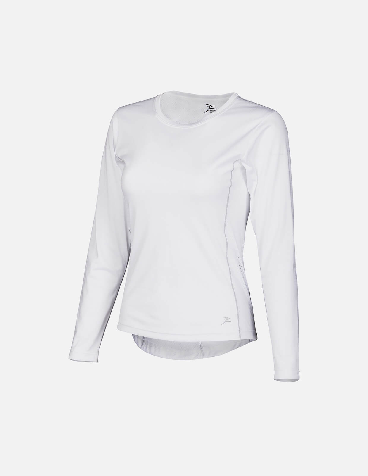 Feathertech Longsleeve Women White