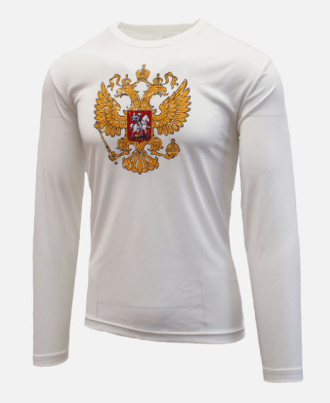 International long sleeved top Russia