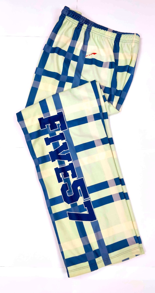 Five57 Fleece Lounge Pants Blue