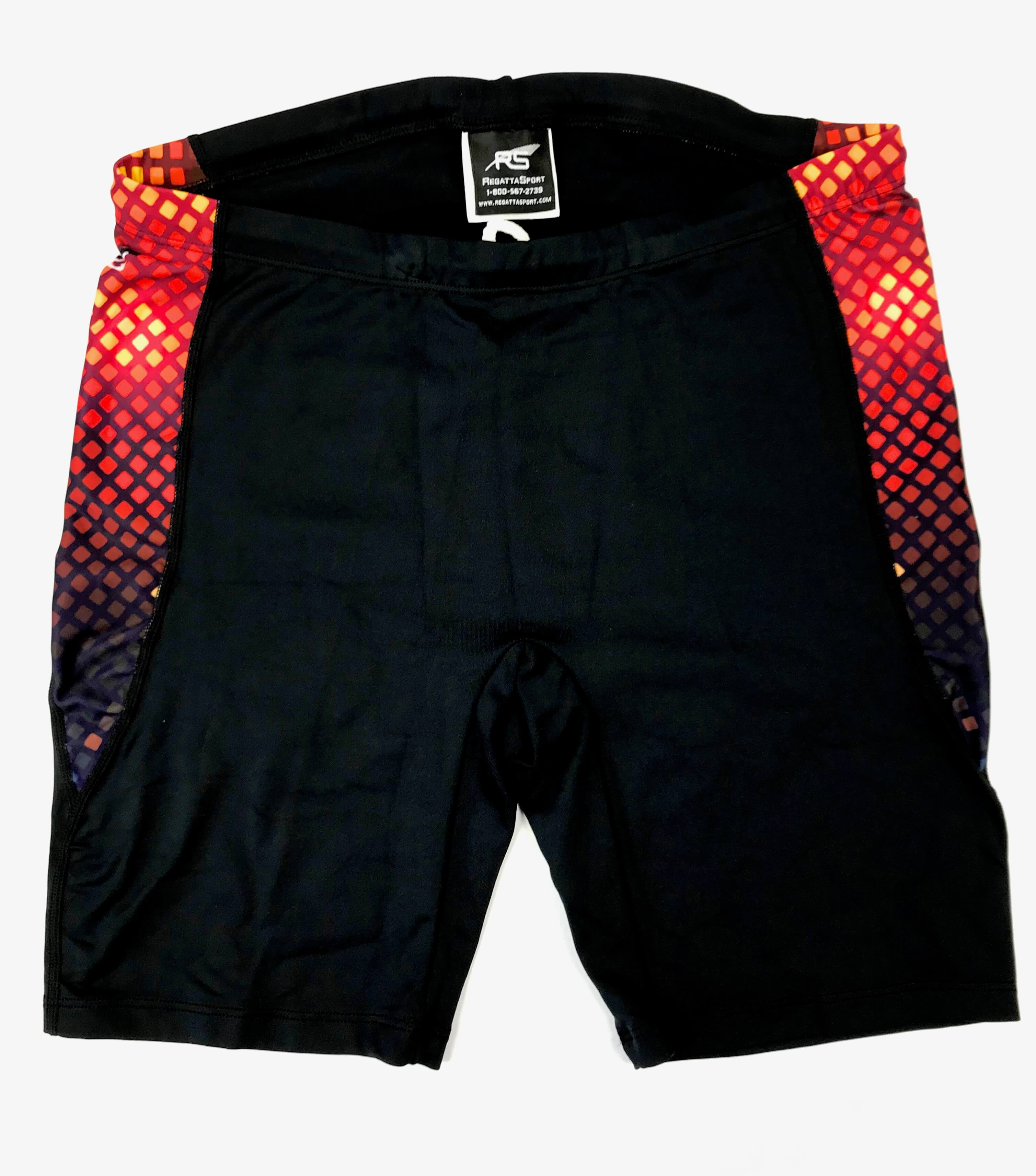 Performance Short Mens Pixel Pattern