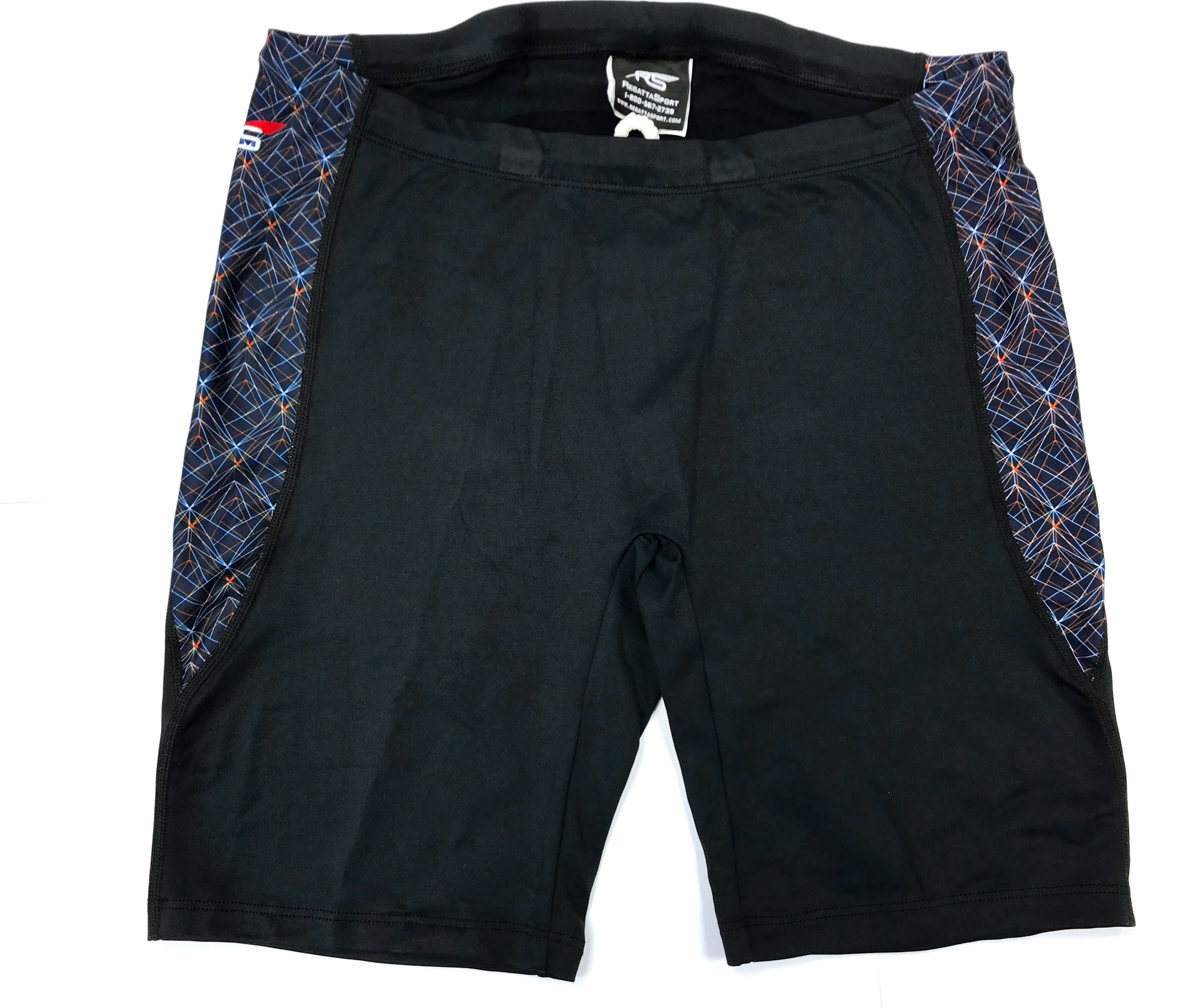 Performance Short Mens Web Pattern