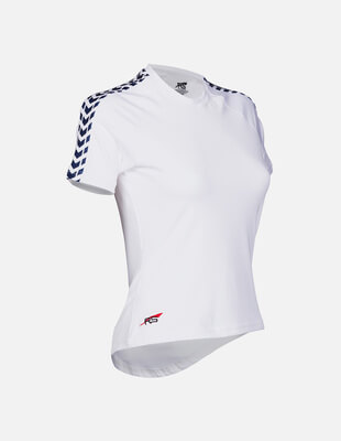 Drive Shortsleeve Women White