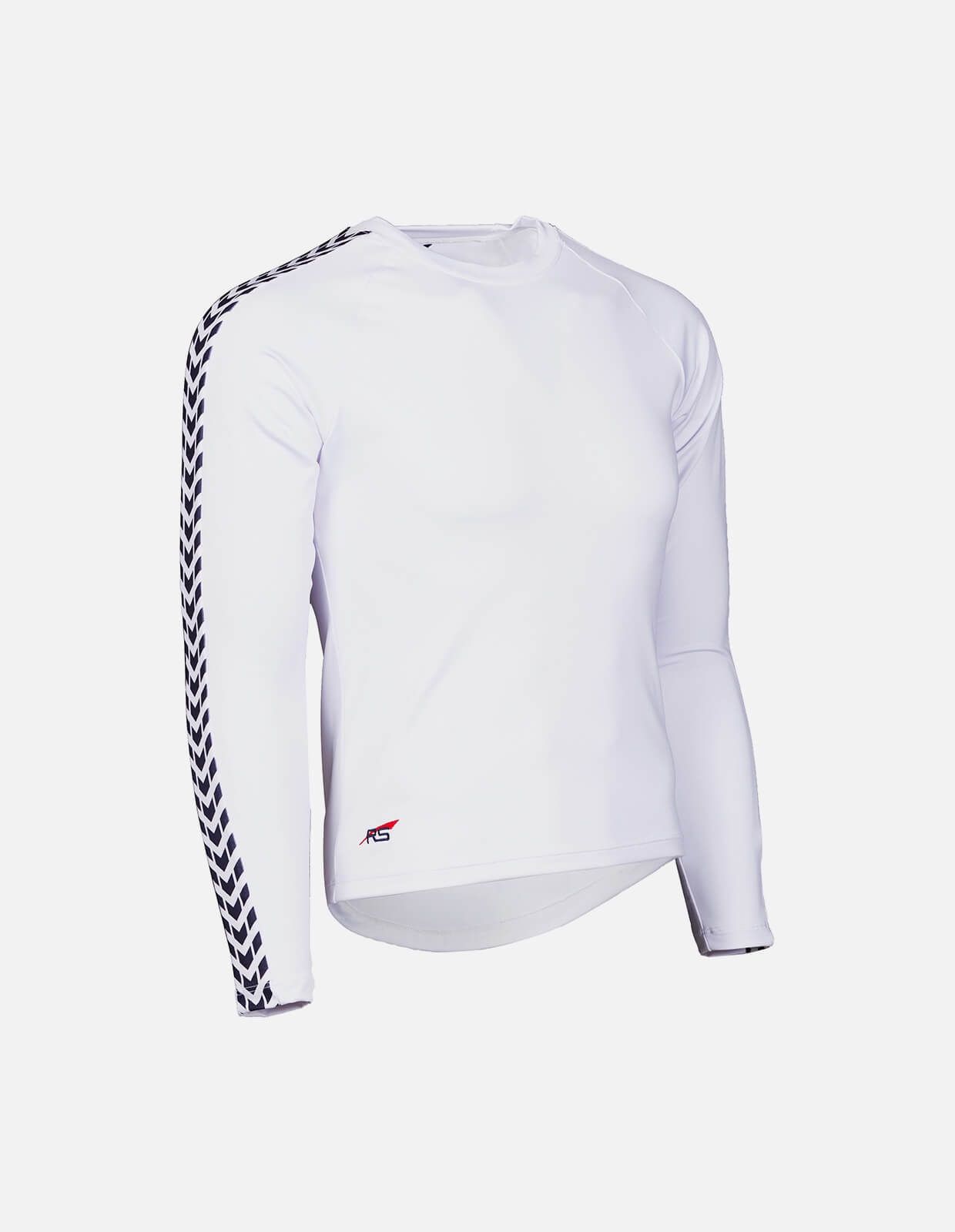 Drive Longsleeve Men White