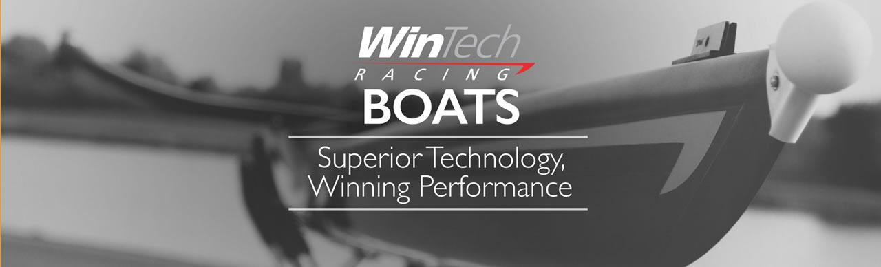 WinTech Racing rowing boats